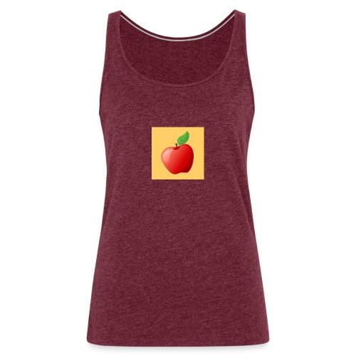 Der Sünden Apfel - Frauen Premium Tank Top