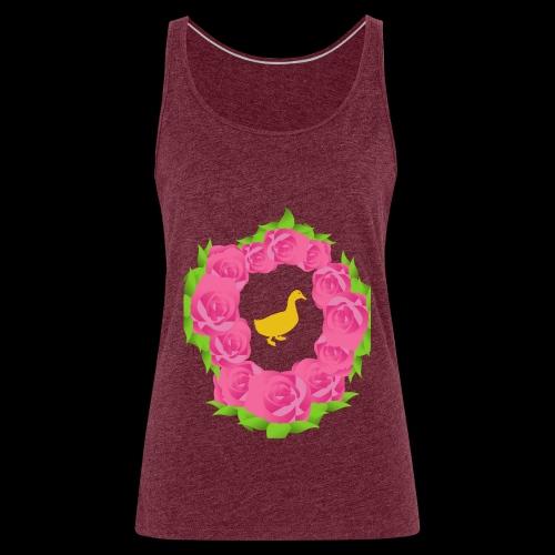 Venerable Duck - Camiseta de tirantes premium mujer