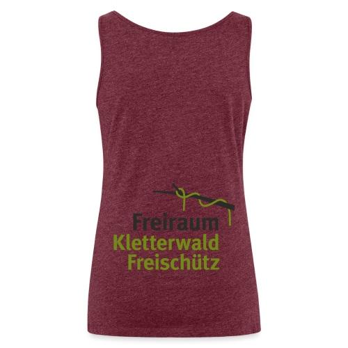 KLETTERWALD Freischütz Fanshop - Frauen Premium Tank Top