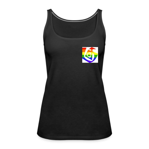 Queer Soul[287] - Frauen Premium Tank Top