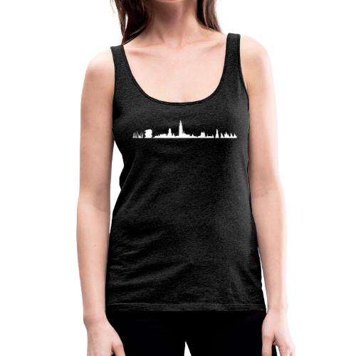 Antwerpen skyline - Vrouwen Premium tank top