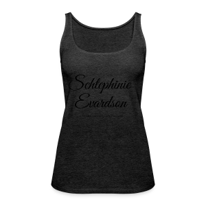 Schtephinie Evardson Lisp Awareness - Women's Premium Tank Top