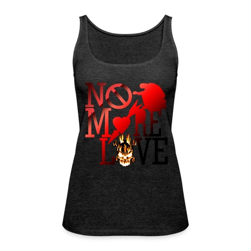 get no love - Women's Premium Tank Top