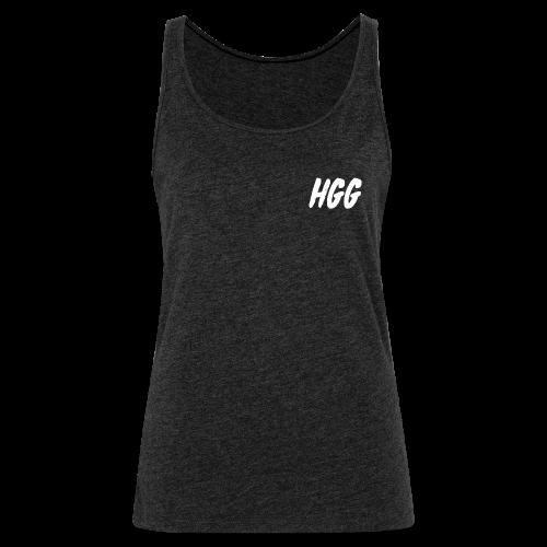 HetGameGebied - Vrouwen Premium tank top
