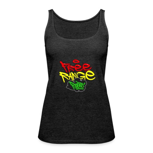 Freerange_Roots - Women's Premium Tank Top