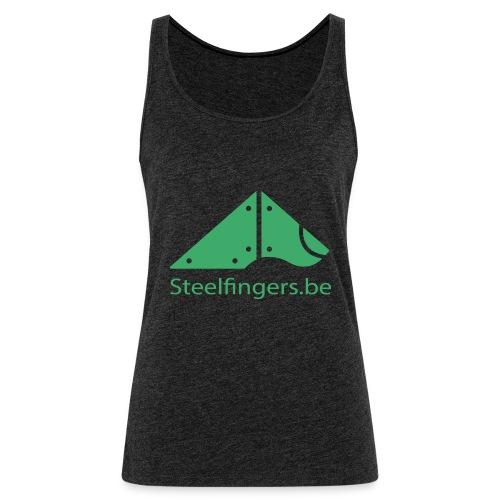 Steelfingers shirts - Vrouwen Premium tank top