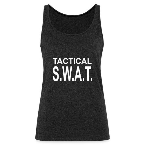 tactical - Frauen Premium Tank Top