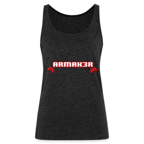 ARMAK3R 2nd Edition - Canotta premium da donna