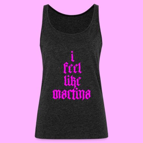 WEARABLE CLOTHING - Camiseta de tirantes premium mujer