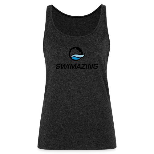 RZ Logo Swimazing 1 - Frauen Premium Tank Top
