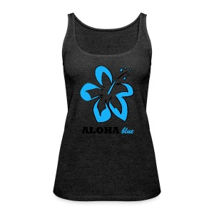 Hi Flower - Frauen Premium Tank Top
