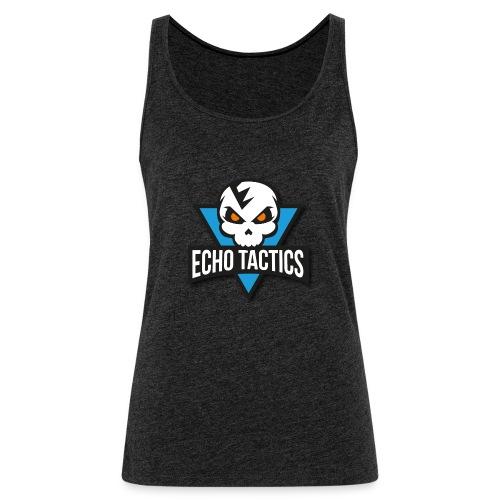 EchoTactics Merch Standaard - Vrouwen Premium tank top