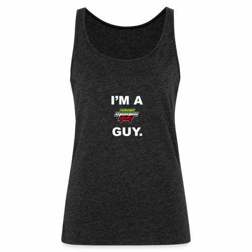 I'm a WMItaly guy! - Canotta premium da donna