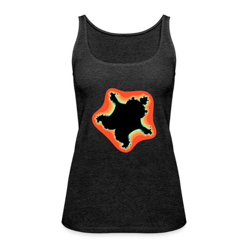 Burn Burn Quintic - Women's Premium Tank Top