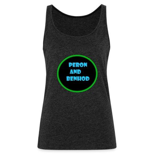 Sportkläder - Premiumtanktopp dam