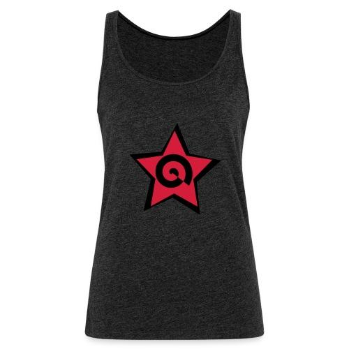 stella con spirale - Canotta premium da donna