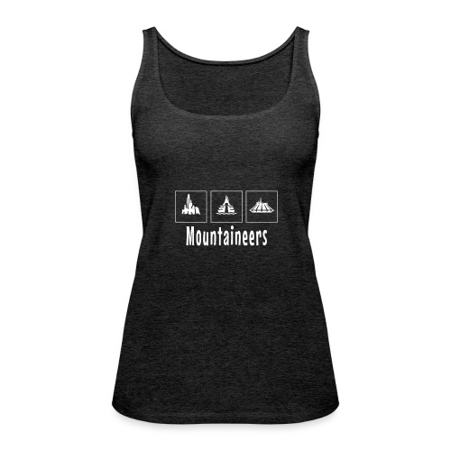Mountineers - Women's Premium Tank Top