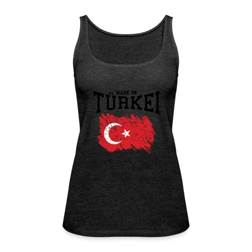 Made in Türkei - Frauen Premium Tank Top