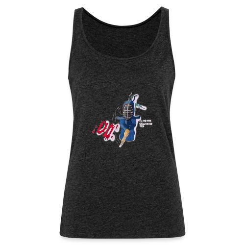 kendoDO - Camiseta de tirantes premium mujer