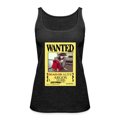 #dóndeestáargos ARGOS ver.wanted - Camiseta de tirantes premium mujer