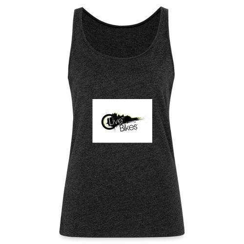 fahr oder stirb logo - Frauen Premium Tank Top