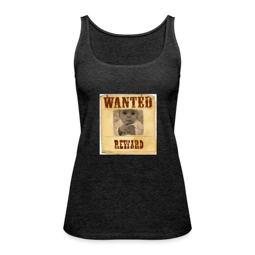 Wanted-Reward - Canotta premium da donna