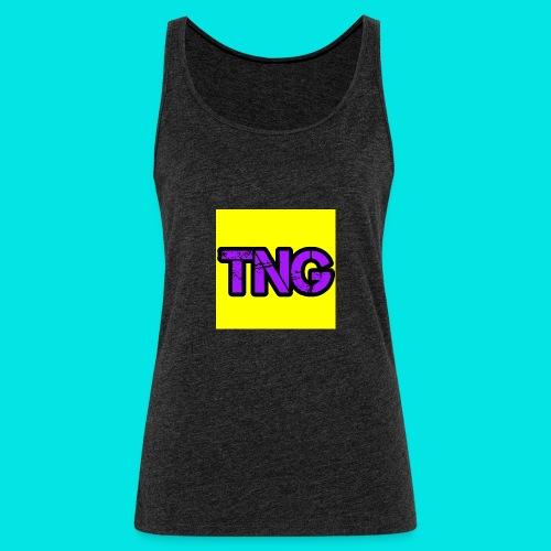 New TNG LOGO - Women's Premium Tank Top