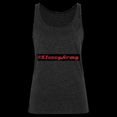 #KlexxyArmy - Frauen Premium Tank Top