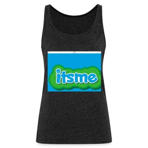 #itsme - Frauen Premium Tank Top