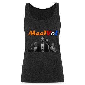 Maatvol Fan shirt Heren - Vrouwen Premium tank top