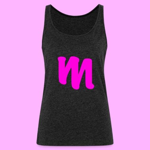 MERCHANDISING - Camiseta de tirantes premium mujer