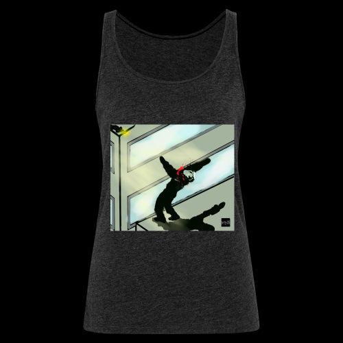 disparo - Camiseta de tirantes premium mujer