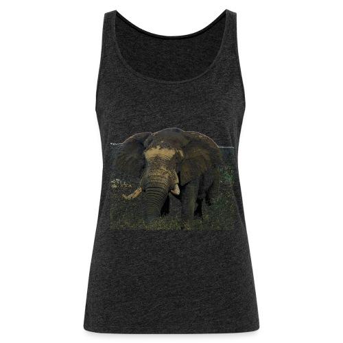 Elephant - Frauen Premium Tank Top