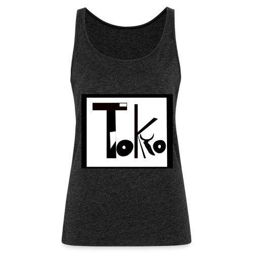 Tokyo - Frauen Premium Tank Top
