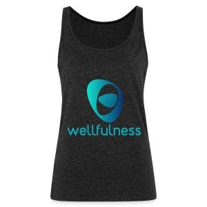 Wellfulness Sport Clasic - Camiseta de tirantes premium mujer
