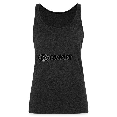 complex hoodie - Dame Premium tanktop