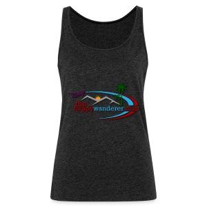 The Happy Wanderer Club Merchandise - Women's Premium Tank Top