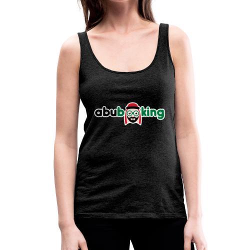 AbuBooking Logo - Women's Premium Tank Top
