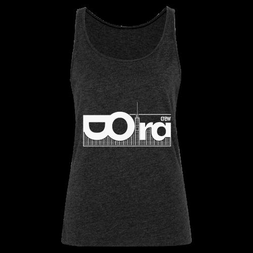 DORA Crew Logo —W - Canotta premium da donna