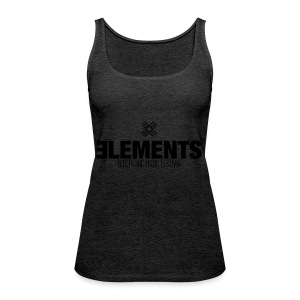 Elements Logo - Frauen Premium Tank Top