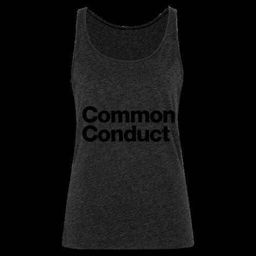 Common Sports - Women's Premium Tank Top