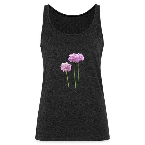 Blumen - Frauen Premium Tank Top