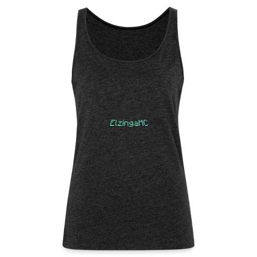 ElzingaMC - Vrouwen Premium tank top