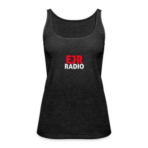 EJR_Words_Logo - Women's Premium Tank Top