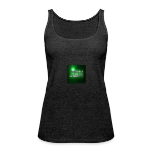 logo jgn - Vrouwen Premium tank top