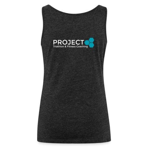 PROJECT whitetxt - Women's Premium Tank Top