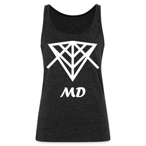 Musical Diversity - Camiseta de tirantes premium mujer