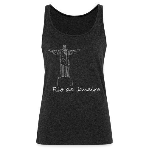 Rio de Janeiro - Canotta premium da donna