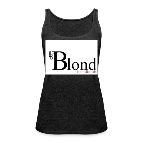 blond - Frauen Premium Tank Top