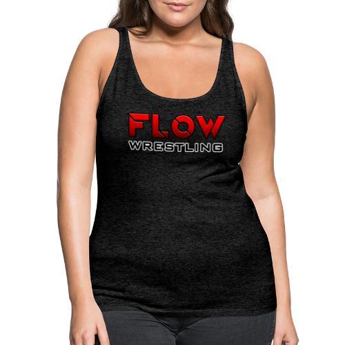 FLOW Wrestling - Tank top damski Premium